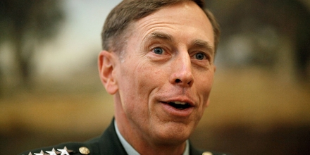 WASHINGTON, DC - JUNE 15:  U.S. Army Gen. David Petraeus, commander of U.S. and ISAF forces in Afghanistan, meets with Senate Select Committee on Intelligence Chairman Sen. Dianne Feinstein (D-CA) at her office on Capitol Hill June 15, 2011 in Washington, DC. President Barack Obama has nominated Petraeus to be the next director of the Central Intelligence Agency.  (Photo by Chip Somodevilla/Getty Images)
