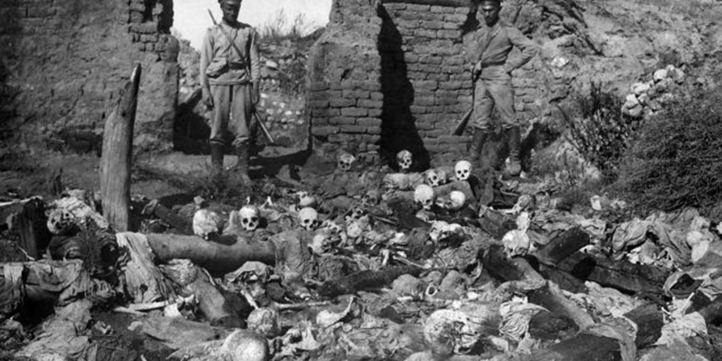 an introduction to the history of armenian genocide 1915 genocide / armenian genocide: faq  towns, mountains, and rivers in  armenia and changed their historical armenian name to turkish ones  141- 145 jones, adam, genocide, a comprehensive introduction, new york, 2006.