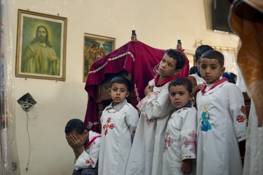 Christians in Minya