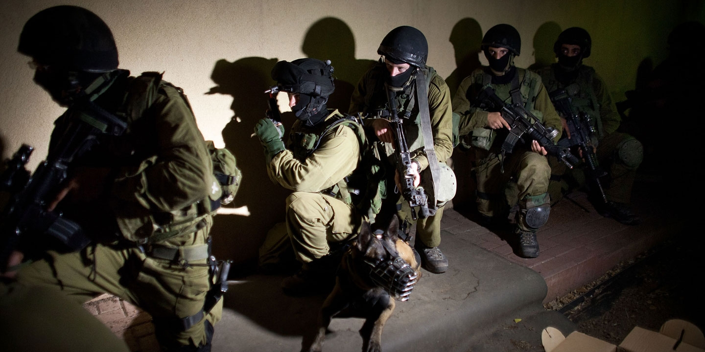 Israeli Special Forces Assassinated Senior Syrian Official