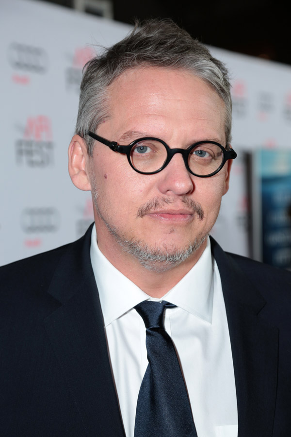 "Adam McKay attends the world premiere of Paramount Pictures' ""The Big Short"" at the Chinese Theatre, during the AFI Fest Closing Gala, on Thursday, November 12, 2015 in Los Angeles, CA. (Photo: Alex J. Berliner /ABImages)"