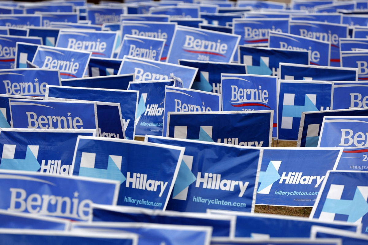 Image result for bernie voters