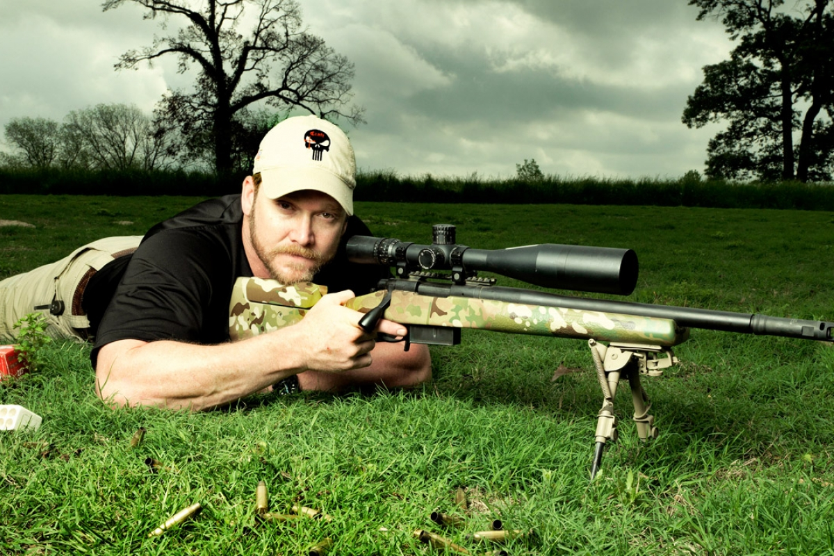 American Sniper Chris Kyle Distorted His Military Record