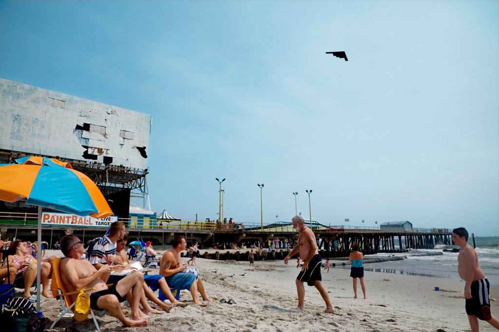 Stealth Bomber, Atlantic City, NJ at Thunder over the Boardwalk