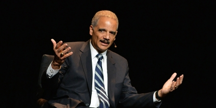 NEW YORK, NY - JANUARY 29:  Eric Holder, Former U.S. Attorney General attends the 2016