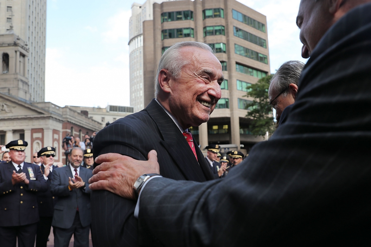 william bratton and the nypd 1-16 of 82 results for william bratton the nypd's first fifty how america's top cop reversed the crime epidemic by bratton, william, knobler, peter.