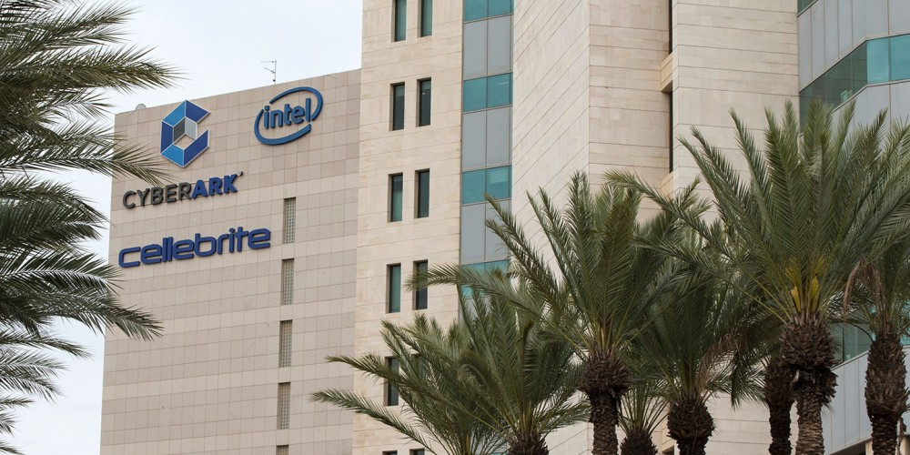 A picture taken on March 24, 2016 in the Israeli city of Petah Tikva shows the offices of Israeli company Cellebrite, a provider of mobile forensic software, that can extract and decode date from the Apple iPhone locked handsets.The US Federal Bureau of Investigation's is attempting to unlock an iPhone used by one of the San Bernardino, California shooters. / AFP / JACK GUEZ (Photo credit should read JACK GUEZ/AFP/Getty Images)
