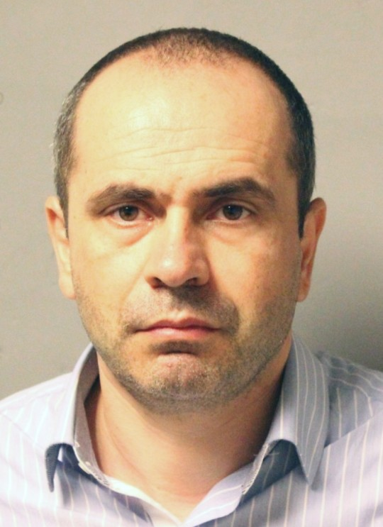 Romanian-born Virgil Flaviu Georgescu is seen in an undated picture released by the U.S. Attorney's Office in New York. Georgescu was convicted on U.S. charges that he conspired with two former European officials to sell $15 million worth of weapons to undercover informants posing as Colombian rebels.  U.S. Attorney's Office/Handout via Reuters (Newscom TagID: rtrlseven886590.jpg) [Photo via Newscom]
