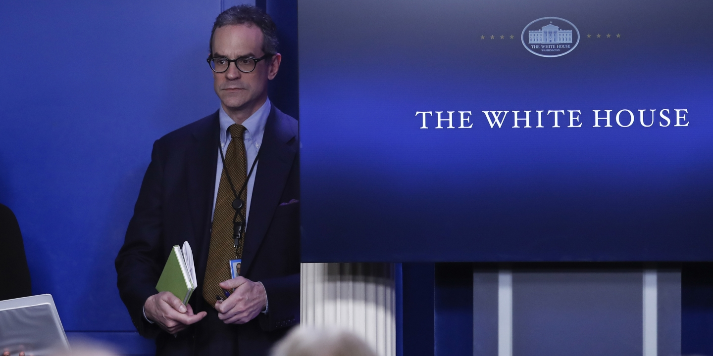 essays on the white house