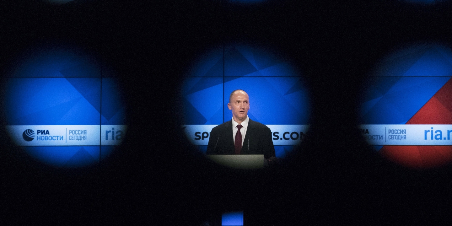 Carter page at center of trump russian investigation writes carter page a former foreign policy adviser of us president elect donald trump aljukfo Choice Image