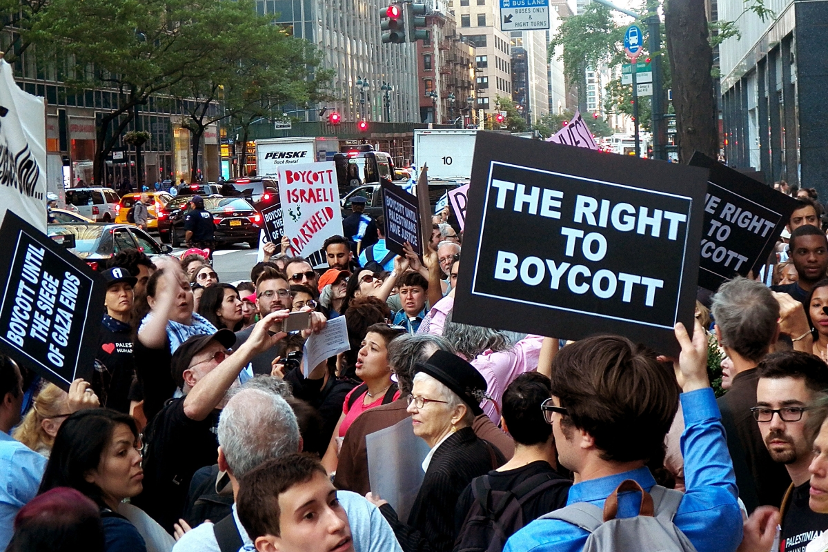 theintercept.com - Glenn Greenwald - U.S. Lawmakers Seek to Criminally Outlaw Support for Boycott Campaign Against Israel