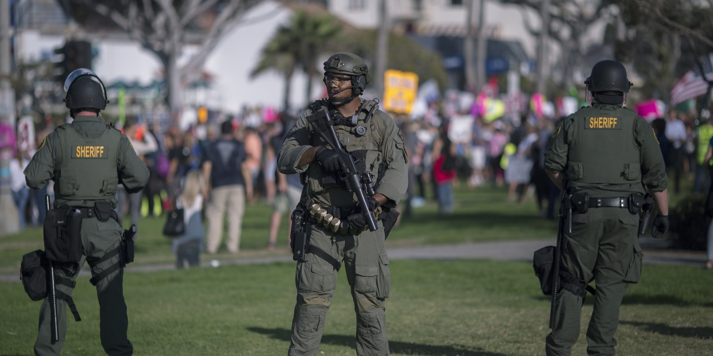 Trump Threatens Funding For California Cops Over Sanctuary State - When did california become part of the united states