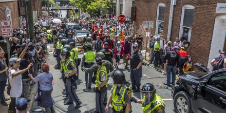 On Saturday, August 12, 2017, a veritable who's who of white supremacist groups clashed with hundreds of counter-protesters during the