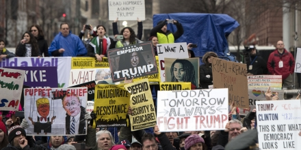 Anti-Trump Website Must Divulge Protest Coordination