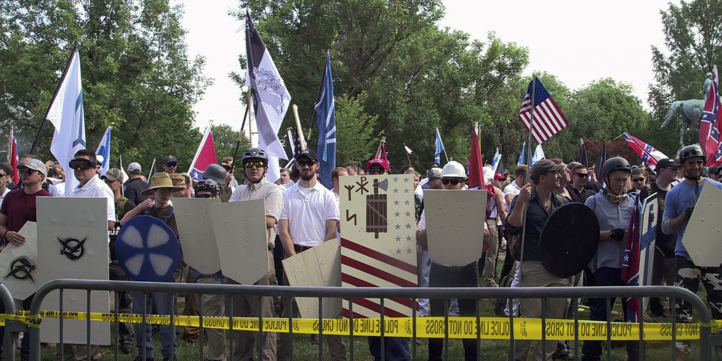 charlotteville muslim The unite the right rally, also known as the charlottesville rally or charlottesville riots, was a white supremacist, antisemitic, white separatist, and neo-fascist rally that occurred in charlottesville, virginia, from august 11 to 12, 2017.