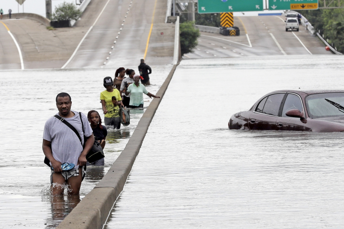 Harvey Didn't Come Out of the Blue. Now Is The Time to Talk About Climate Change.