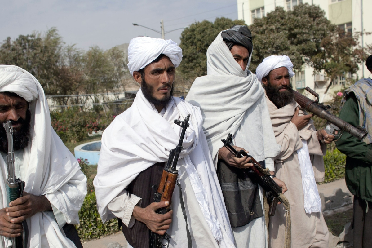 The Taliban Tried to Surrender and the U.S. Rebuffed Them. Now Here We Are.