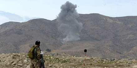 Taliban insurgents killed by security forces in Afghanistan