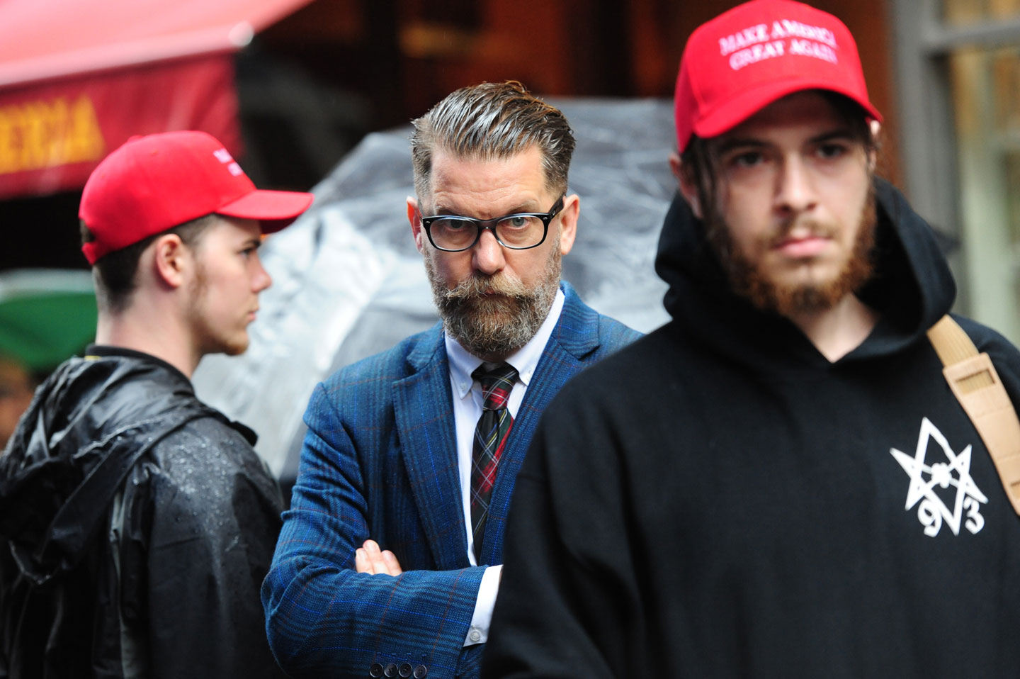 After Charlottesville, The American Far Right Is Tearing -2888