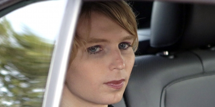 Chelsea Manning says she has been barred from entering Canada