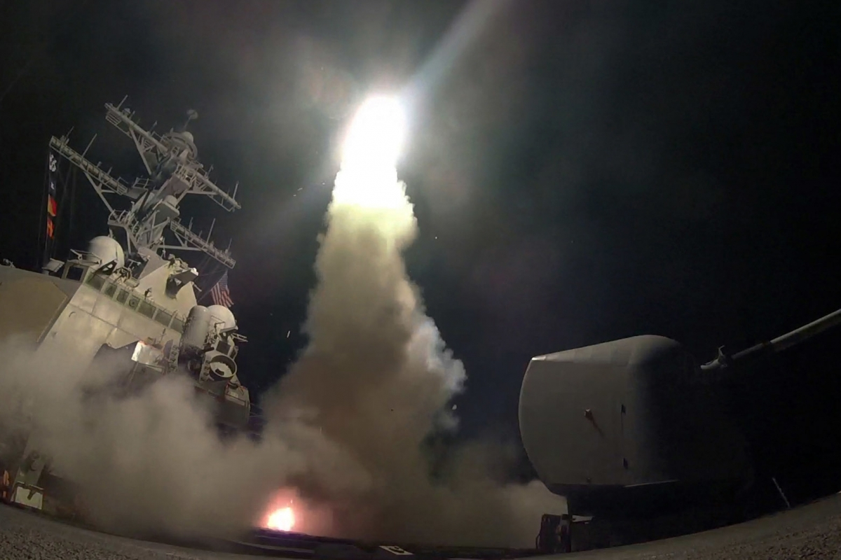 The Trump Administration Was Ordered to Disclose the Legal Basis for its Syria Strike. It Handed Over Squat.