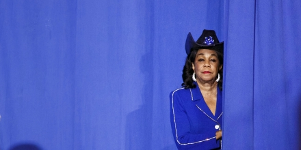 Rep. Frederica Wilson: 'The White House itself is full of white supremacists'