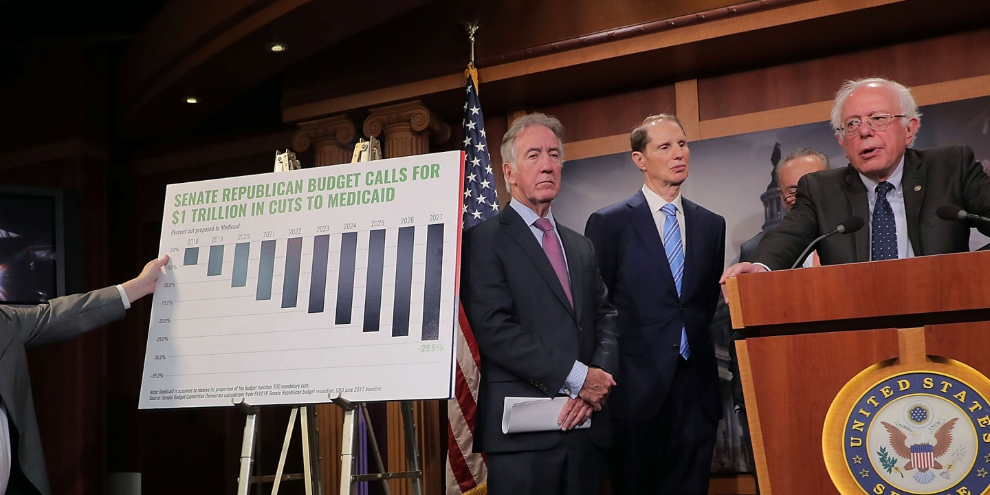 House Opens the Door to Tax Reform With $4.1 Trillion Budget
