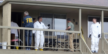 Federal Bureau of Investigation speaking to second man over NY terror attack