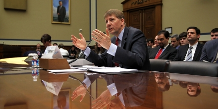WASHINGTON DC- JANUARY 24 Consumer Financial Protection Bureau Director Richard Cordray testifies during a hearing before the TARP Financial Services and Bailouts of Public and Private Programs Subcommittee of the House Oversight and Government Refor