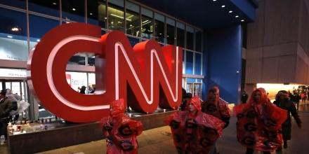 Ex-classmate says man who threatened CNN employees identified with Hitler