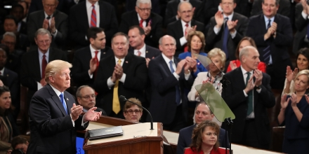 SOTU Preview: Farmers Grade Trump On First Year of Presidency