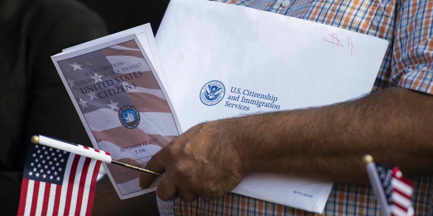 Citizenship Agency Stops Calling US 'Nation of Immigrants'