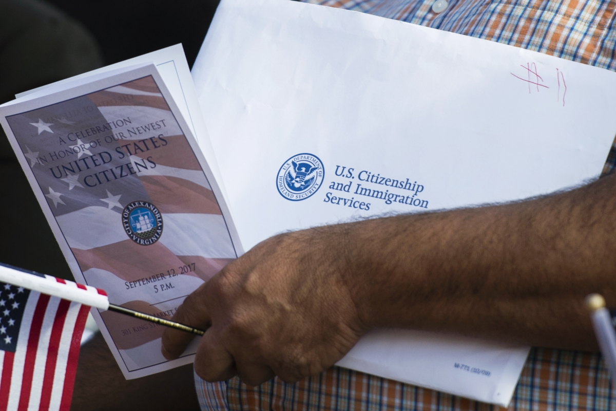 "U.S. Citizenship and Immigration Services Will Remove ""Nation of Immigrants"" From Mission Statement"