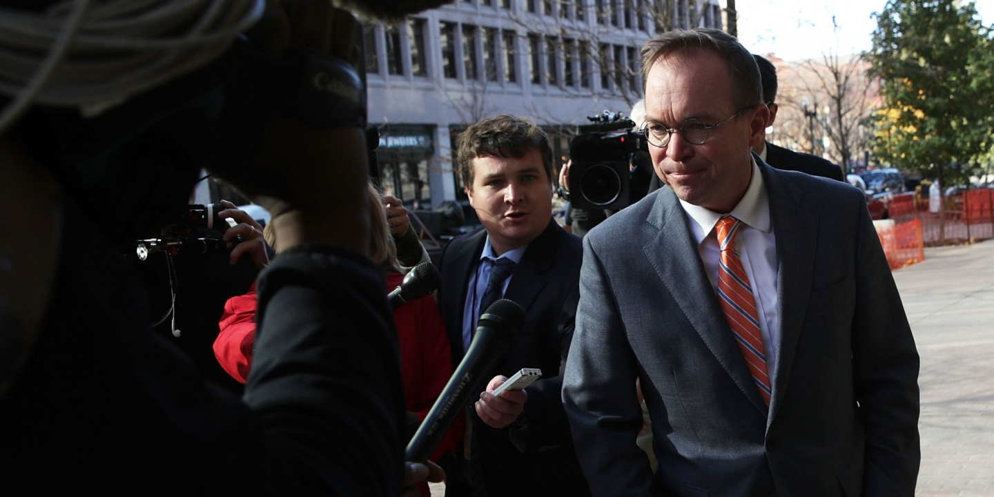 Mulvaney Offers Four-Step Plan to Change CFPB Operations